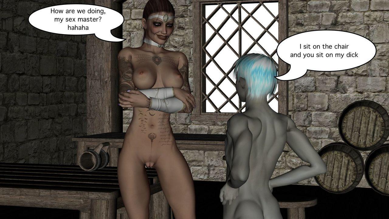 квист порно