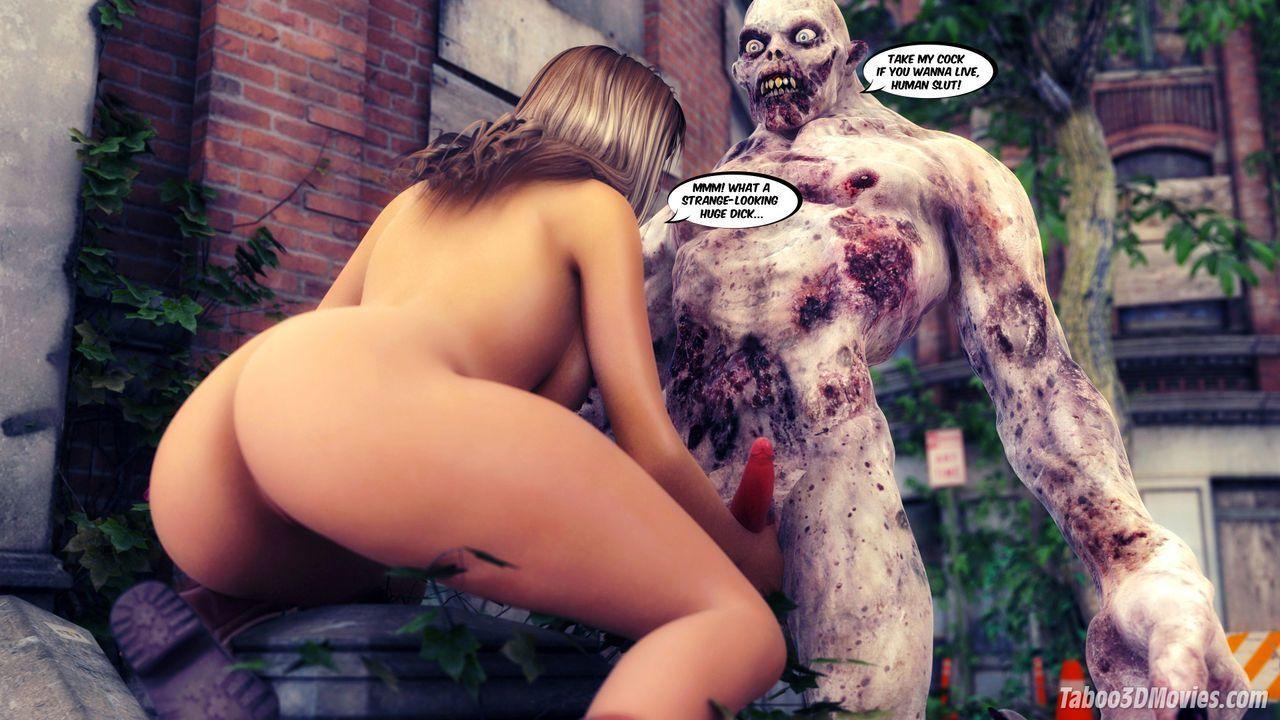 я трахнул зомби смотреть онлайн