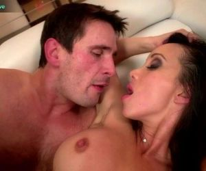 Anal lover Katsuni with explosive facial on her pretty..