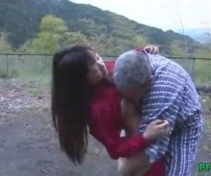 Asian Girl Getting Her Pussy Licked And Fucked By Old Man..