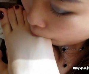 Foot worship secret 2 - 10 min