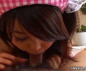 Japanese teen Arisa Takada cums with toys Uncensored - 5 min