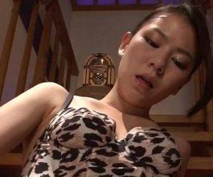 Lingerie model Kei Akanishi deals cock like a goddess - 12..