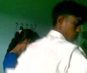 Bangladeshi 18 School Girl Blowjob and Fucked By Boyfriend..