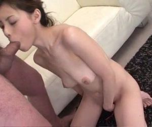 Serious blowjob in POV style with hot Natsumi Mitsu - 12 min