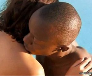 MILF From Africa Exotic Sex - 9 min