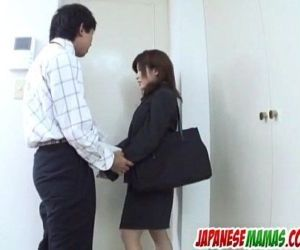 Outdoor cock sucking experience for Kana Shimada - 12 min