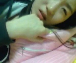 My Korean Cousin gave me a gift on webcam - more on..
