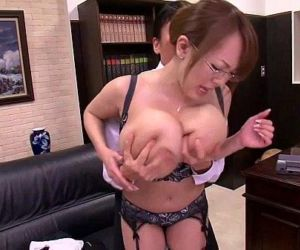 Asian with huge boobs - freexcam.net - 5 min