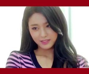 SchoolGirls PART 02 AOA Heart Attack - 13 min