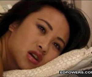 Hot Asian Fantasy Gets Ass From Ed Powers - 6 min