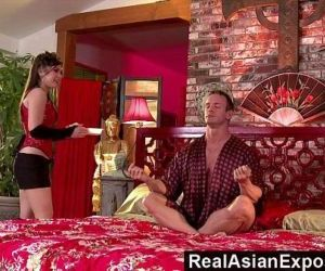 RealAsianExposed - Pretty Asian doll delivers the ultimate..