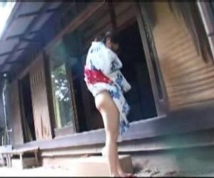 Kimono Girl Gets Serve Spanking Punishment - 6 min