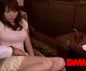 Uehara Honami - Hypnotize that titty fuck - 6 min