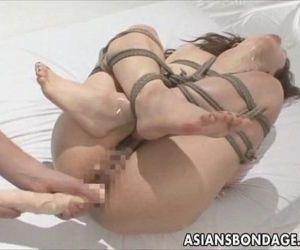 Tied and fucked hard - 6 min