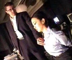 Asian Secretary Gets What She Deserves - 17 min