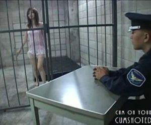 Submissive Teen In Prison Pleasing Cock - 14 min