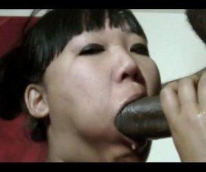 Katie Lee Sucks Slurps-N-Rides The Black Anaconda - 8 min HD