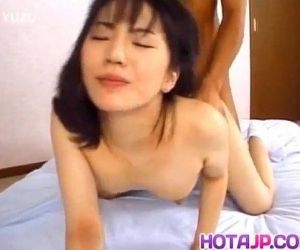 Japanese AV Model is fucked in vagina - 10 min