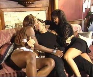 TT Boy V Menage Trios & Asian Chick - 20 min