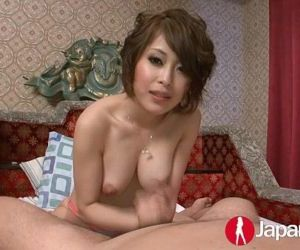 JAPAN HD Asian babe likes cock and cumplay - 12 min HD