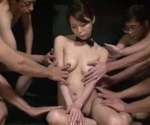 Kotone Aisaki massive group fuck in dirty hardcore - 12 min