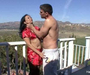 Hot Asian gets fucked hardHD