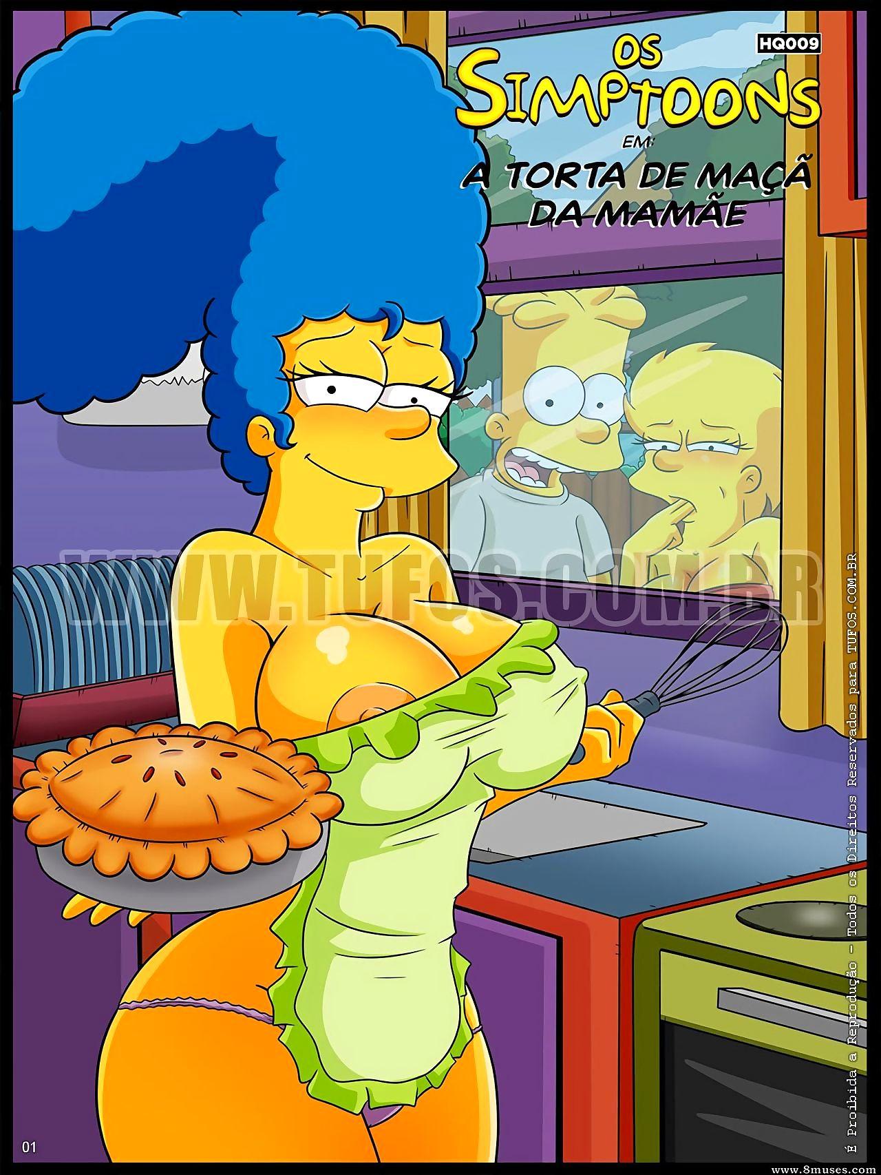 Simpson Hentai Comic
