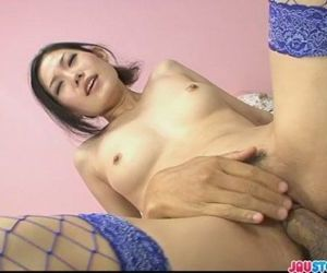 Dirty play with a neighbour leaves Yui Komine with a..