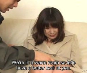 Uncensored ENF CMNF Japanese private parts check Subtitled..