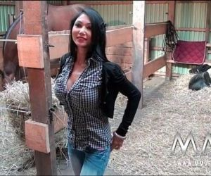 MMV Films KimXXX tiny whore with huge tits fucked - 13 min..