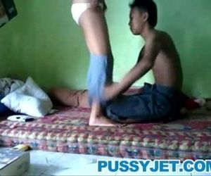Asian couple sex cam - 31 min