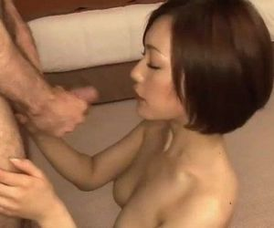 Cock hungry Nene takes ona big thick cock with her sweet..