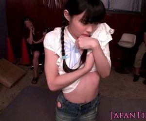 Little japanese ho squirting everywhere - 8 min
