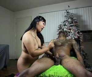 Cum Faced Christmas Slut - 12 min HD