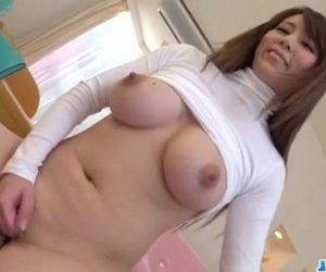 The best fuck with big tits beauty Maki Koizumi - 12 min