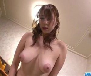 Araki Hitomi sensual woman plays dirty on a big cock - 12..
