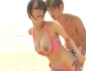 Kyouko Maki big tits Japanese wants to fuck until..