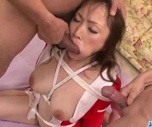 Ravishing fucking for steamy milf Miyama Ranko - 12 min