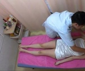 Amazely Sexy Asian Girl Gets Excited in Massage Session -..