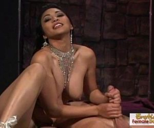 Super hot Asian slut is the best fuck ever - 24 min