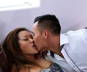 Asian Teen Alina Li Gets Her Pussy Drilled - 6 min HD