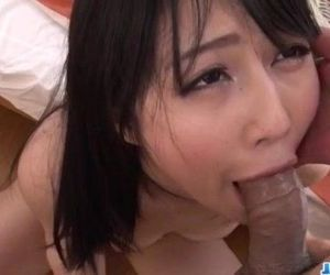 Reo Saionji amazes with her smashing pussy and ass - 12 min