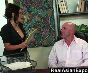 RealAsianExposed - Jessica Bangkok Is the Best Secretary..