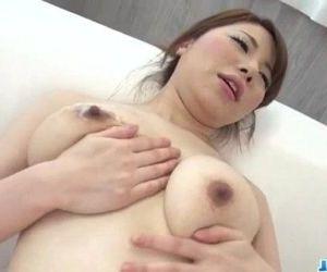Reika Ichinose soft Japanese threesome scenes - 12 min