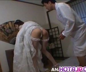 Kaoruko Wakaba gets rough fuck - 10 min
