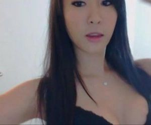 Asian Girl Strips on Webcam - Chat With Her @..