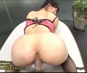 Japanese Ai uehara fuck lucky guy - 7 min