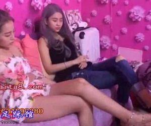 Chinese femdom 389 - 18 min