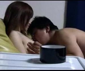 Young Japanese Wife Hidden Cam - HornySlutCams.com - 20 min